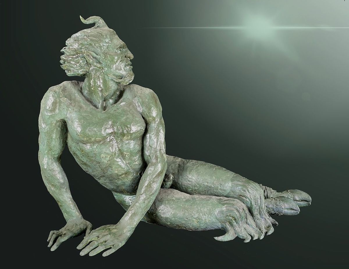 The Satyr (large view)