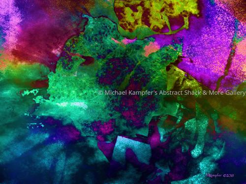 Crystal Collage III