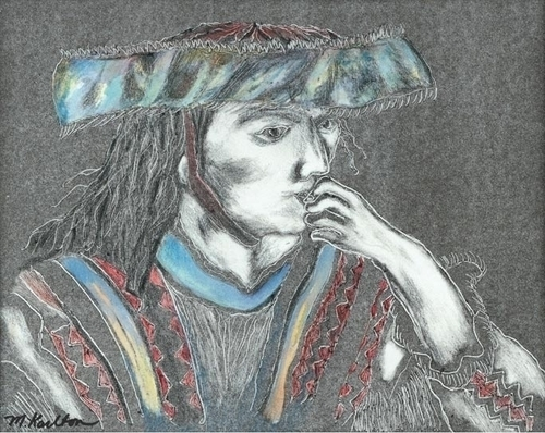 Inca Woman (large view)
