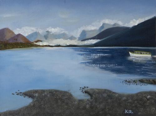 Lake MacDonald - Glacier NP, Montana