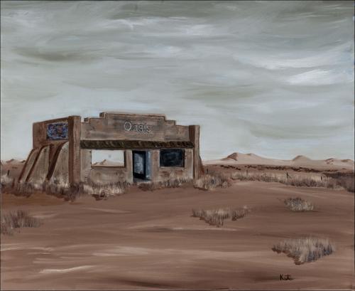 Oasis - Jeff Davis County, TX