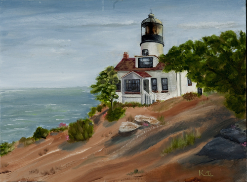 Pacific Light House
