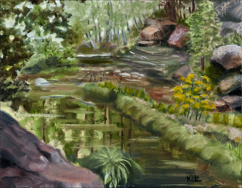 Oak Creek - North Fork