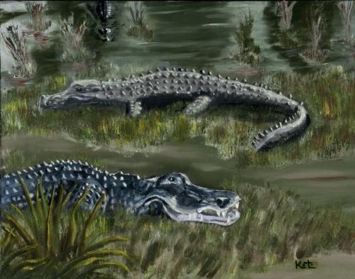 Three Gators, Loop Road