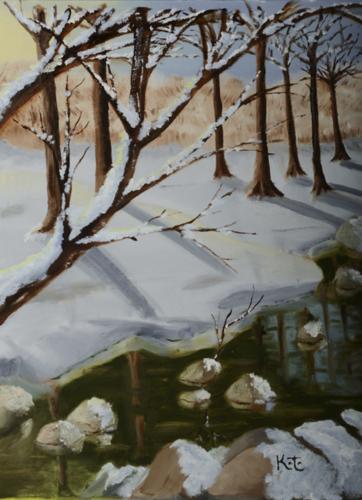 Stony Creek Winter