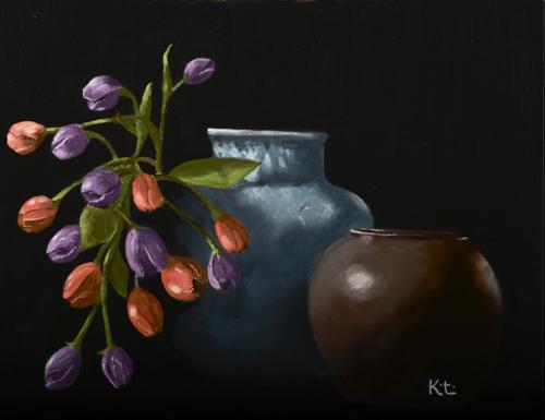 Lisa's Tulips