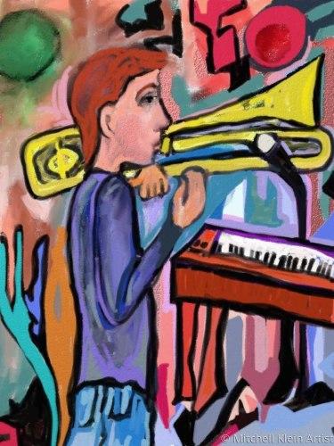 Trombone New Orleans