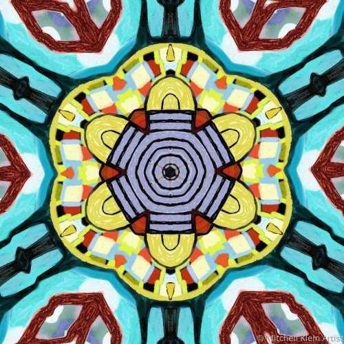 Mandala of Justice