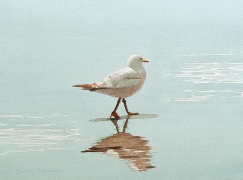 Walkin' by Marcy Lansman