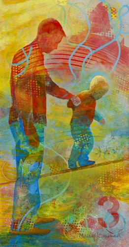 Balancing Act by Marcy Lansman