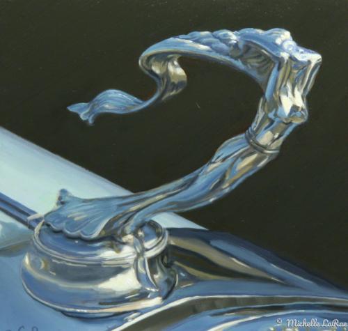 Silver Goddess