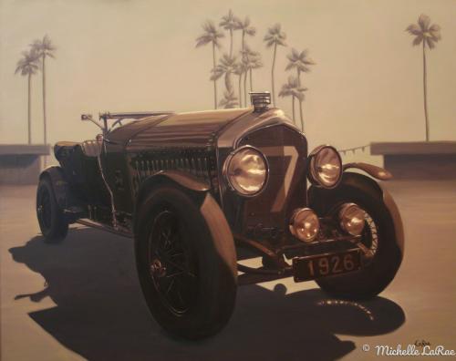 Bentley Flyer