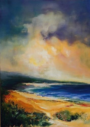 Beach-walk 1