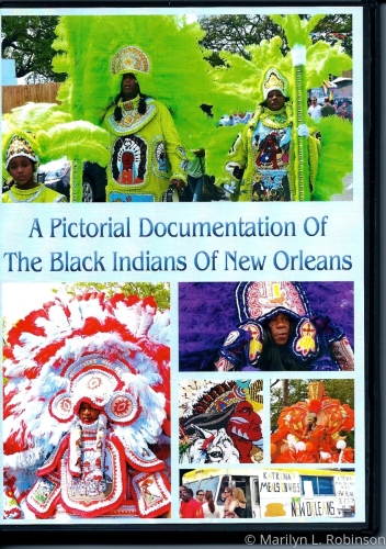 Black Indians of New Orleans DVD