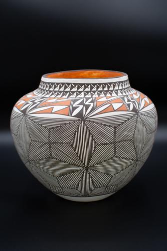 Medium Size Acoma Olla Jar