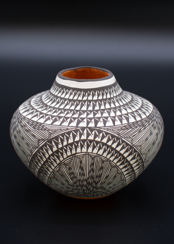 Miniature Acoma Pot