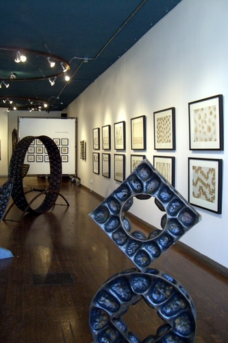 Installation View - Space Gallery (large view)