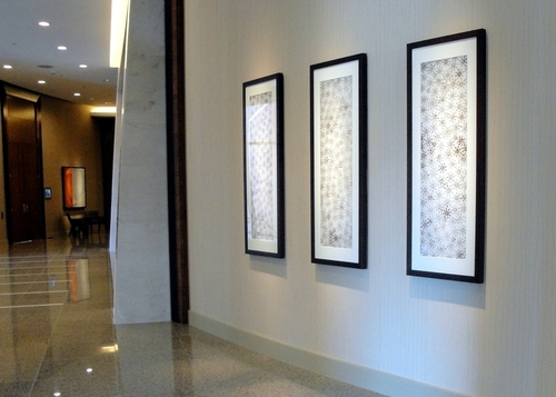 Four Seasons Denver - Installation view by Mike McClung
