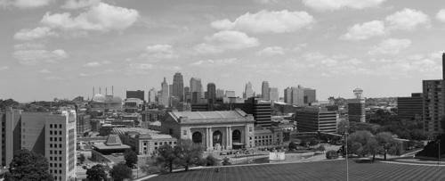 Kansas City, MO Skyline