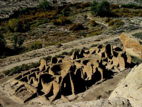 Chaco Canyon,  Nm  # 7