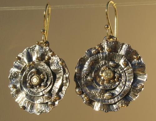 Earrings - Divine Roses