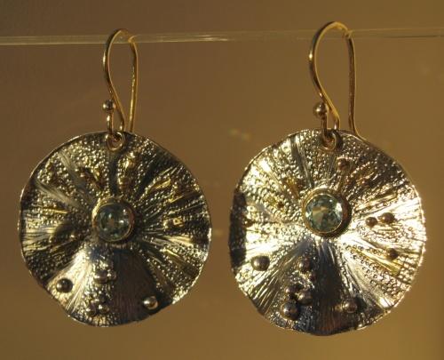 Earrings - Divine Discs