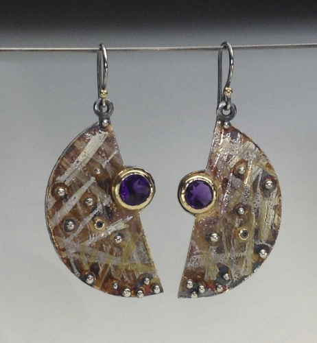 Earrings - Divine Moon 1