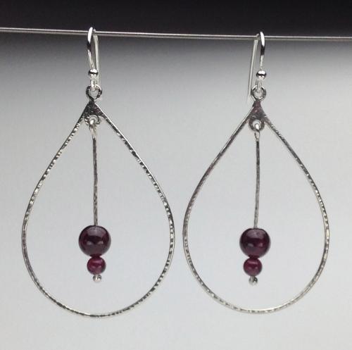 Earrings - Energy Teardrops-4