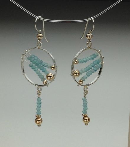Earrings - Energy Power Gems-2
