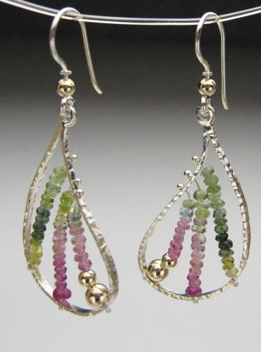 Earrings - Energy Power Gems-4