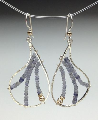 Earrings - Energy Power Gems-12