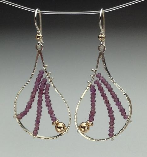 Earrings - Energy Power Gems-14