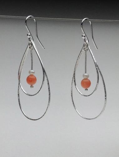 Earrings - Energy Teardrops-9