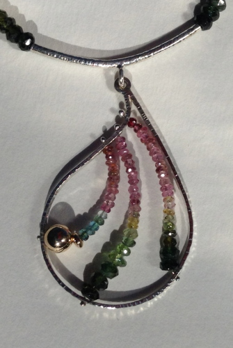 Necklaces - Energy Power Gems-6 A