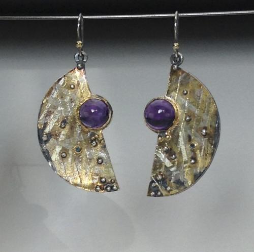 Earrings - Divine Moon 2