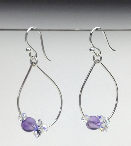 Earrings-Swarovski and Gem Collection 5