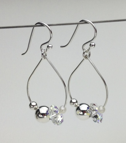 Earrings-Swarovski and Gem Collection 7