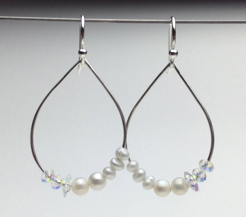Earrings-Swarovski and Gem Collection 15