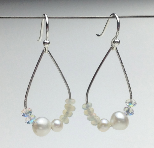 Earrings-Swarovski and Gem Collection 16