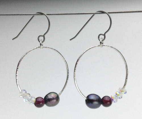 Earrings-Swarovski and Gem Collection 33