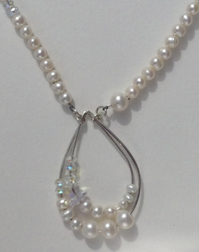Necklaces - Swarovski and Gem Collection 4