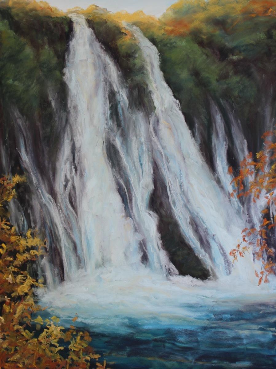 Burney Falls (large view)
