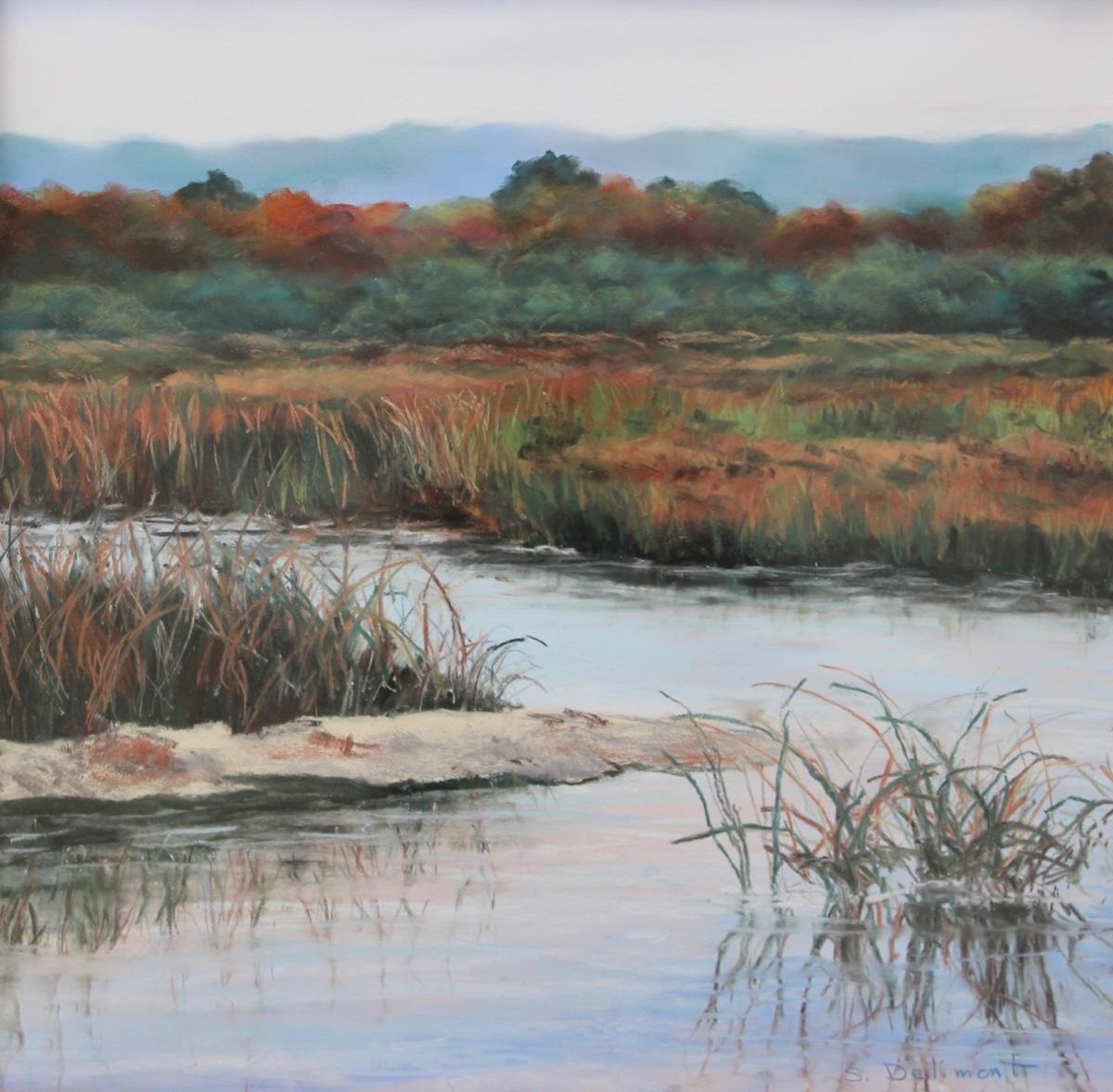 Carmel River Marsh (large view)