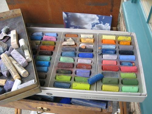 Pastels (large view)
