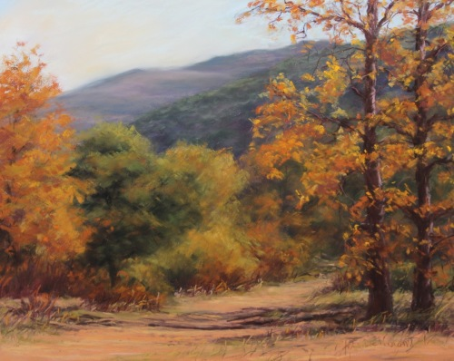 Autumn Pathway No. 1 by Sheila Delimont