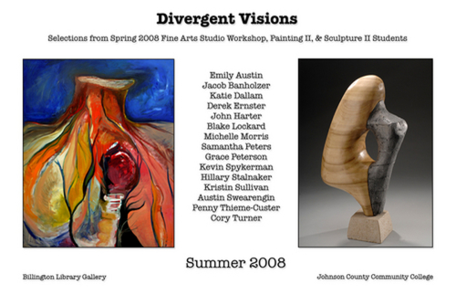 Divergent Visions, Summer 2008 (large view)