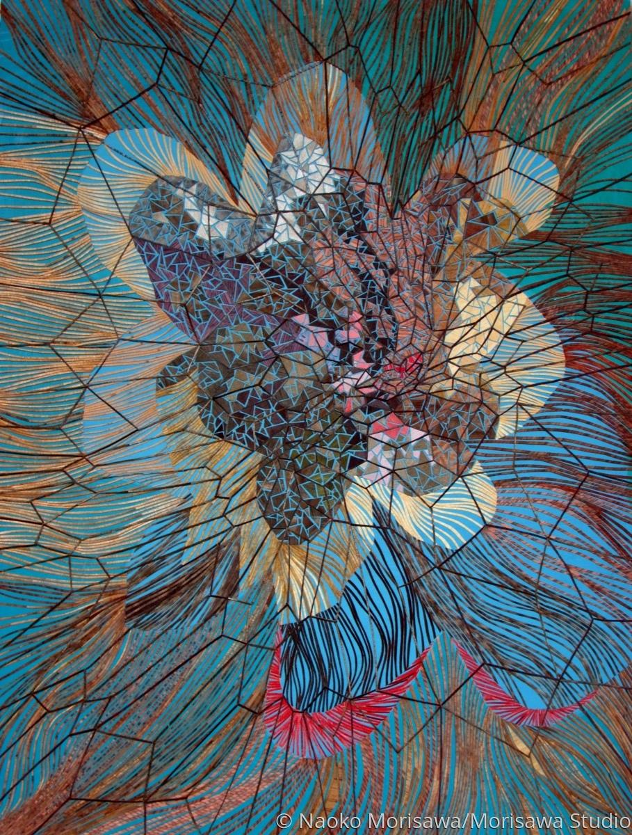 Energy VII- Gravity ii Kabuki (large view)