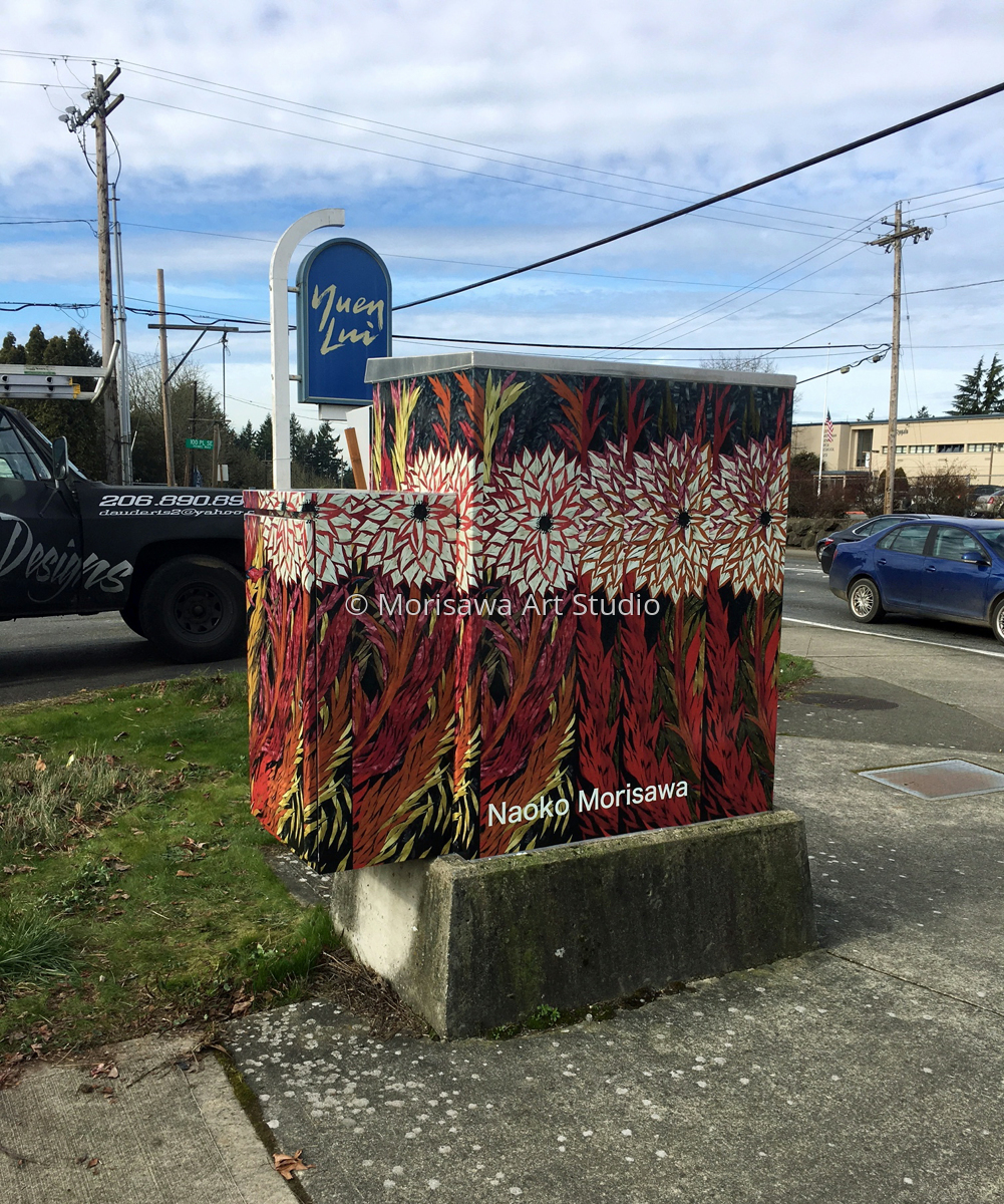 City of Kent Utility Box Project (large view)
