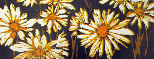 Daisies by Mary Mosblech