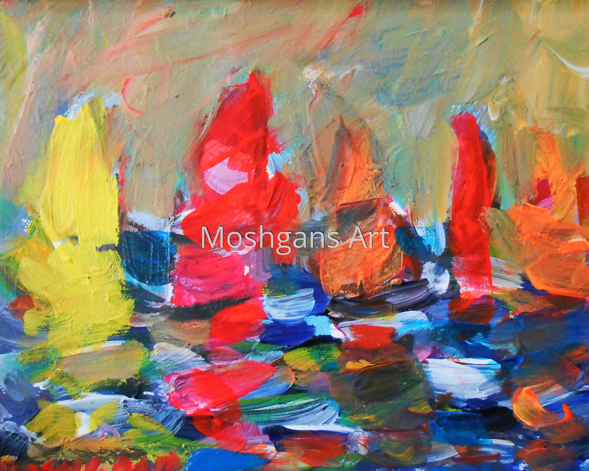Colorful Sails (large view)